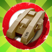 War in a Box: Paper Tanks icon