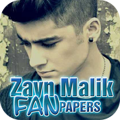 Zayn Malik FANpapers icon