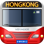 vTransit - Hongkong public transit search icon