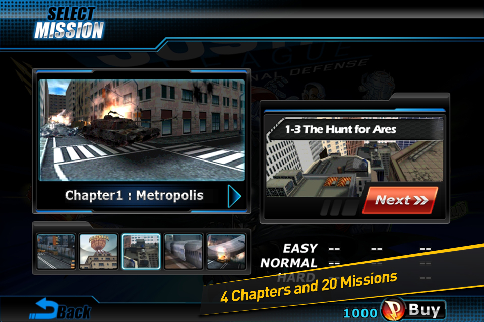 mza 7309148480227022129 JUSTICE LEAGUE : Earths Final Defense v1.00.01