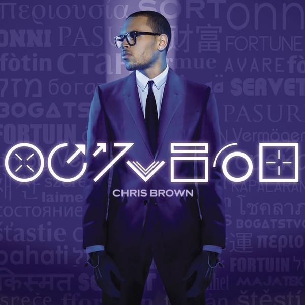Chris Brown run it