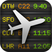 FlightBoard – Live Flight Departure and Arrival Status icon