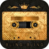 Delitape Bling-Bling - Deluxe Cassette Player icon