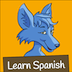 icon for Learn Spanish: Little Blue Jackal - a bilingual storybook by Niyaa