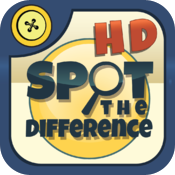 Spot The Difference HD icon