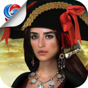 Pirate Adventures: hidden object game icon