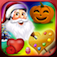 Holiday Draw Galore - All In One , Holiday Spirit , Interactive sparkles painting games for children : HD !
