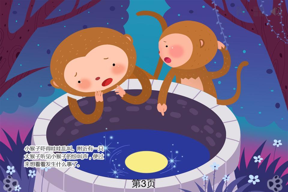 【猴子的故事】
