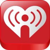 iHeartRadio for iPad icon