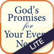 God's Promises for Your Every Need Lite: Devotional by Jack Countryman icon