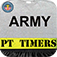Army PT Timers - Physical Readiness Training and CrossFit App