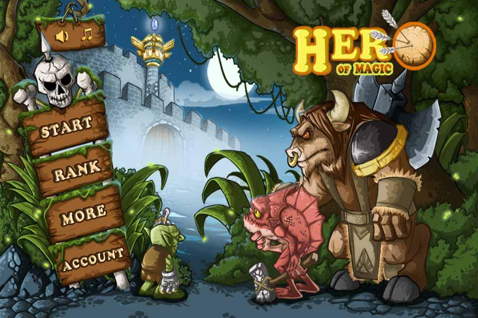 Hero of Magic screenshot 4