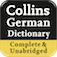 Collins German Dictionary - Complete and Unabridged 7th Edition