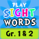 Sight Words 2 : 140+ learn to read flashcards and games app for kids with word bingo!