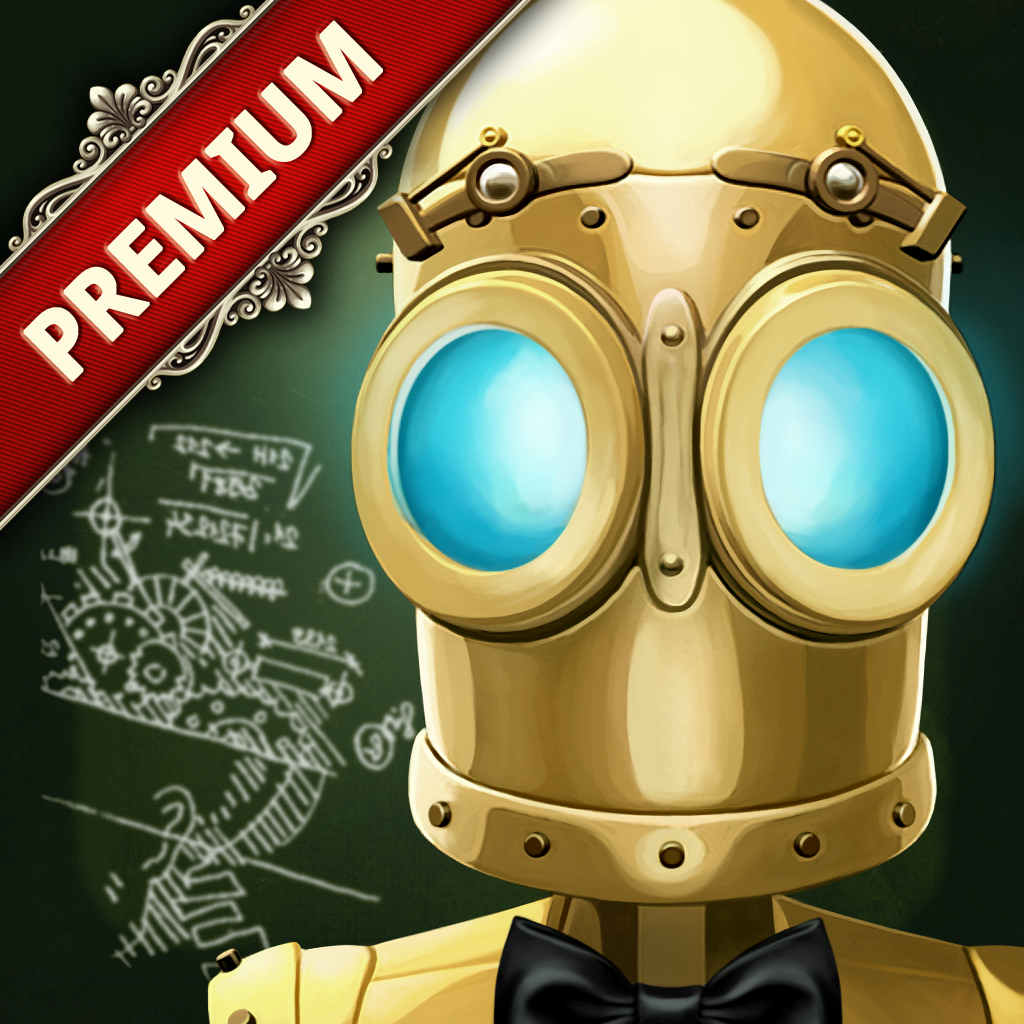 Clockwork Brain Premium - Challenge your Mind with Fun Puzzles!