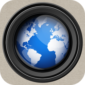 TinyWorld - a fun and easy photography app to warp your world into tiny planets icon