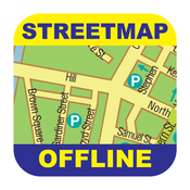 Singapore Offline Street Map icon