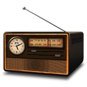 Radio Clock - Listen to 50,000 stations from around the world! icon