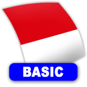 Indonesian FlashCards BASIC icon