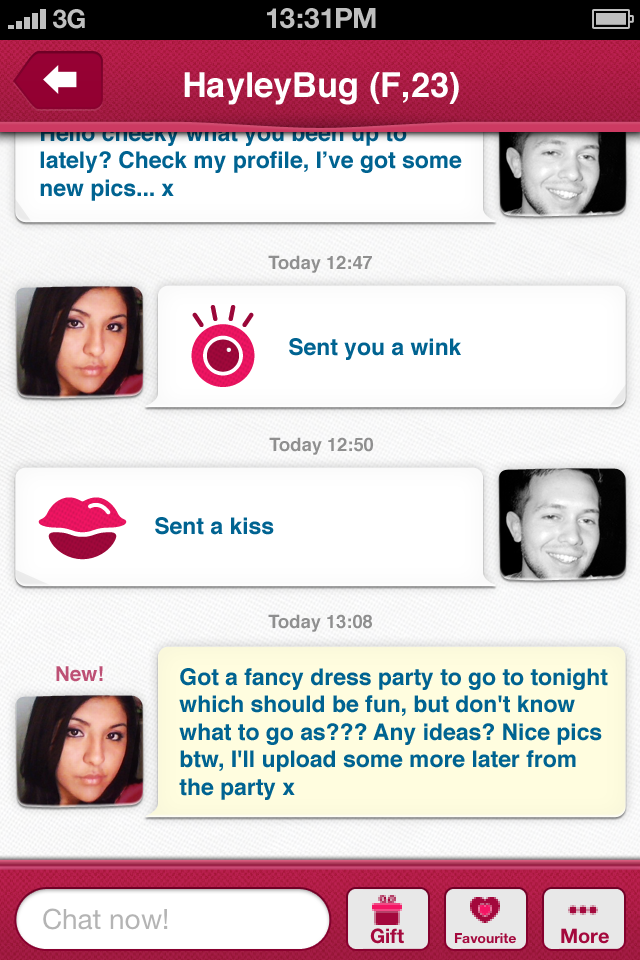 flirting chat site