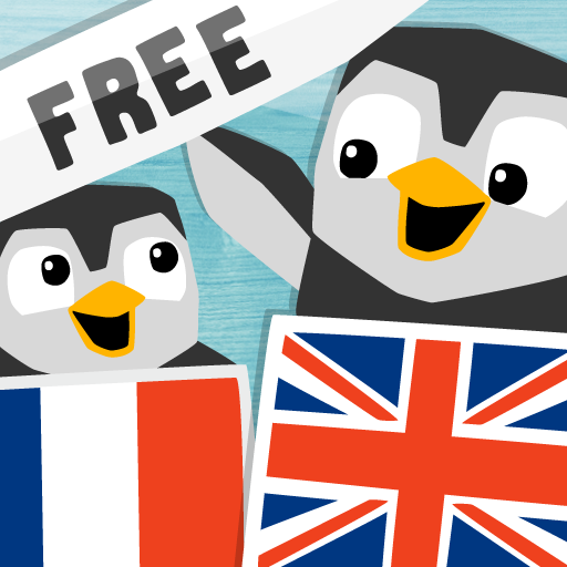 LinguPingu FREE - English French / Français Anglais - children learn languages