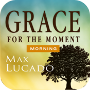 Grace for the Moment Morning Devotional by Max Lucado icon