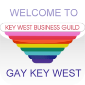 Gay Key West FL icon