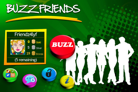 Screenshot Buzz Friends