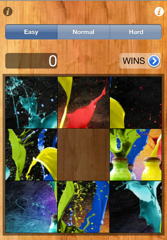 Screenshot EasyPuzzleLite