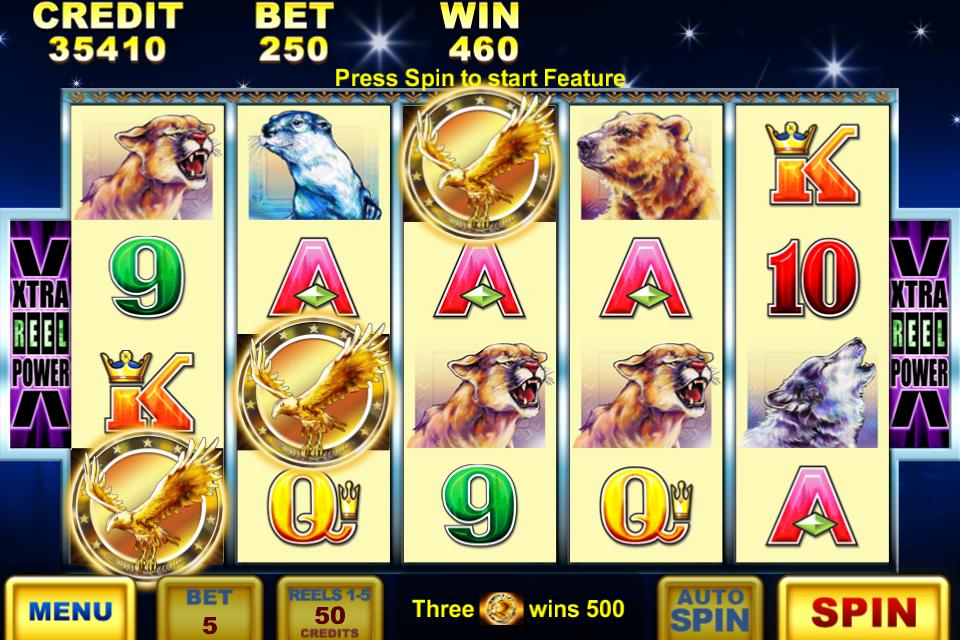 free buffalo slot games