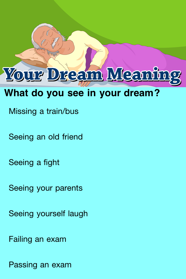 friend dream meaning