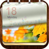 The Good Life – Daily Calendar icon