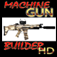 A-X1 Machine Gun Builder HD - Universal App for iPhone and iPad - Best in Cool Virtual Weaponry Building Apps