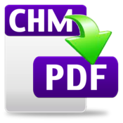 Easy CHM to PDF Converter icon