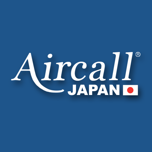 Aircall® Japan - Very cheap calls to domestic fixed-line (within Japan only)