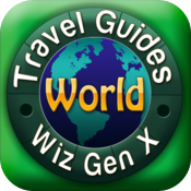 World Offline City Maps - Travel Guides icon