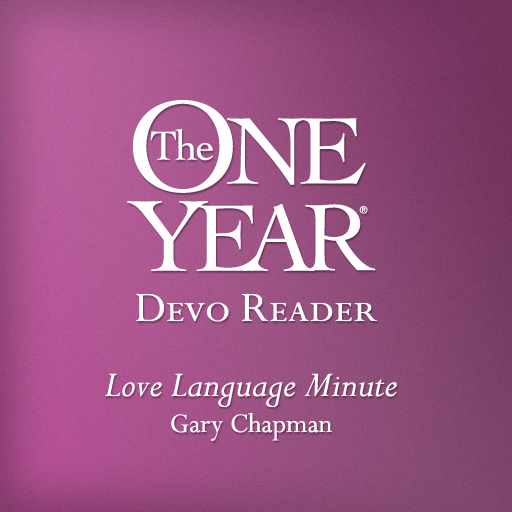 The One Year® Love Language Minute Devotional