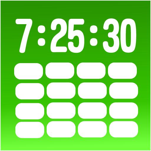 時間電卓2012