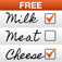 Shopping List Free {Grocery List}