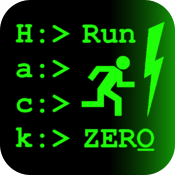 Hack Run ZERO HD icon