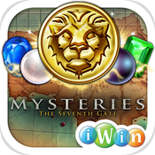 Jewel Quest Mysteries: The Seventh Gate HD icon