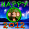 A  Talking Baby Monkey   - 2012 Happy New Year