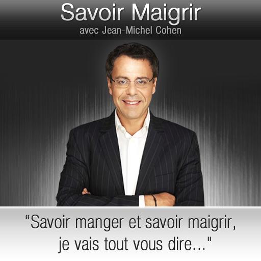 Image de « Savoir Maigrir avec Jean-Michel Cohen (version gratuite) »