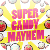Super Candy Mayhem icon