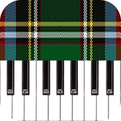 ePipesKeys HD Ultimate Bagpipes Keyboard icon