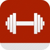 FitnessFast - Daily fitness exercise workout weight and sleep tracker icon