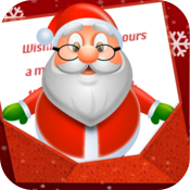 Nice Christmas Card-Send Recording icon