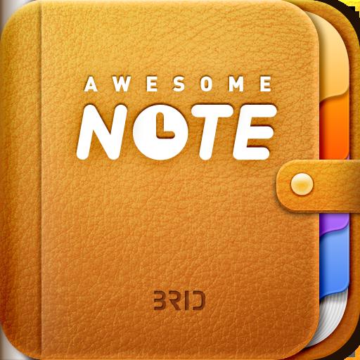 悩んで決めたメモ帳アプリ。evernoteとの同期も可能で高機能だぞ