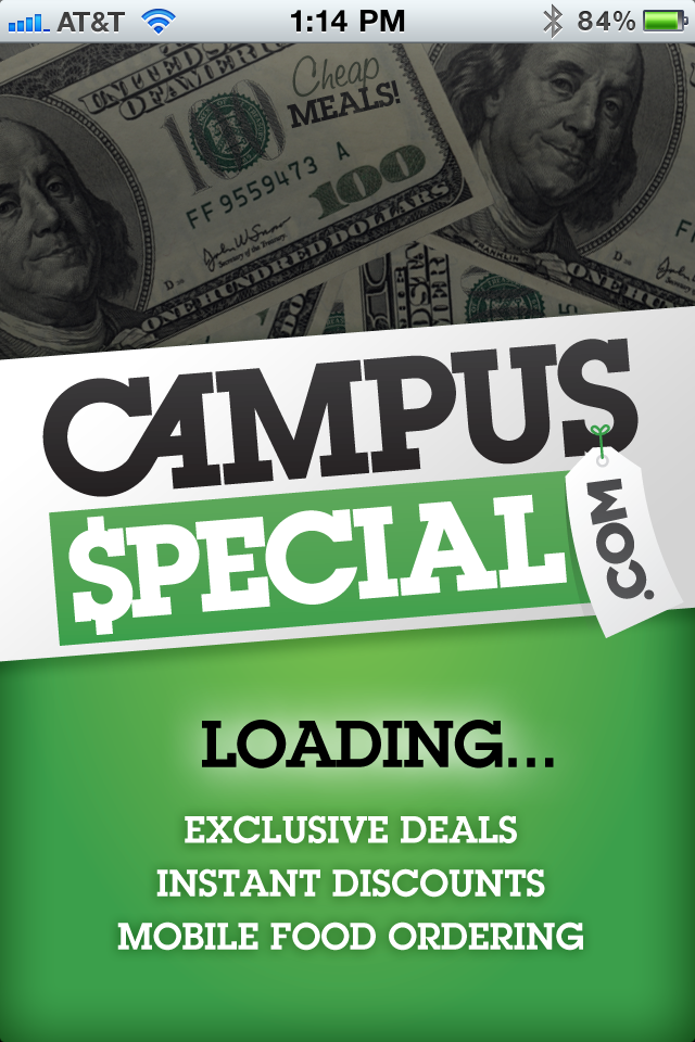'Campus Special' Brings Deals to Cash Strapped College Students