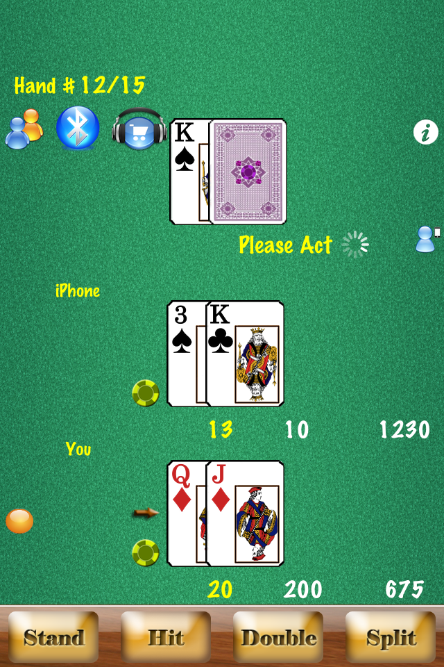 Battle Blackjack